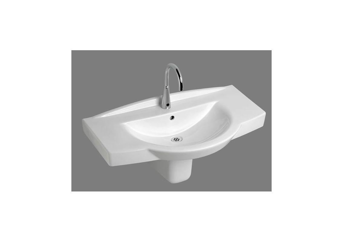 American Standard 0145.001.020 White Lucia 35-1/2
