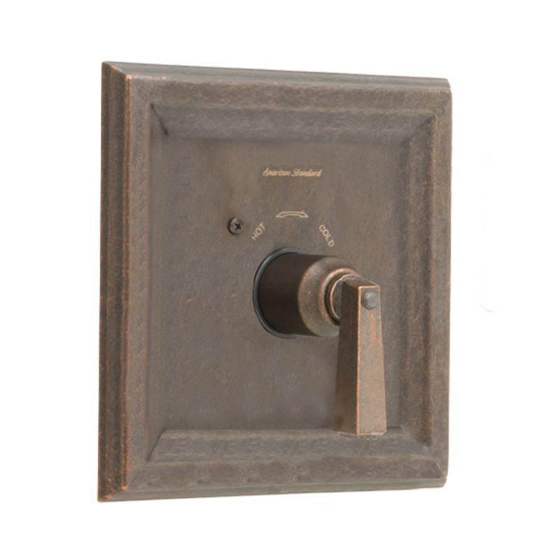 Bronze Thermostatic Shower Mixing Valve: T555.730.224 In Oil Rubbed Bronze By American