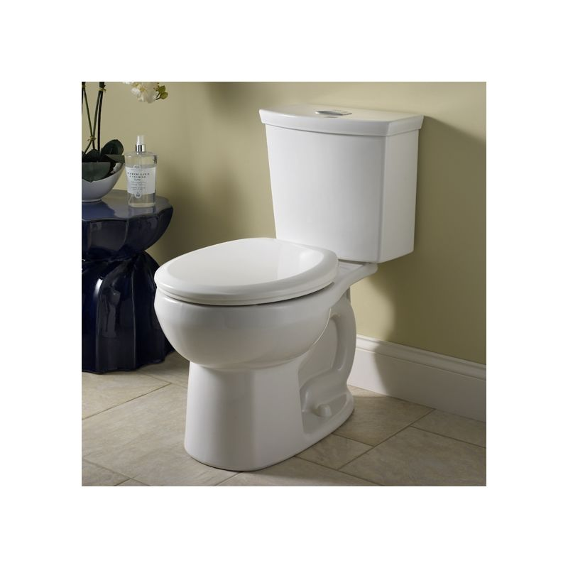 American Standard 2889.216 H2Option Toilet