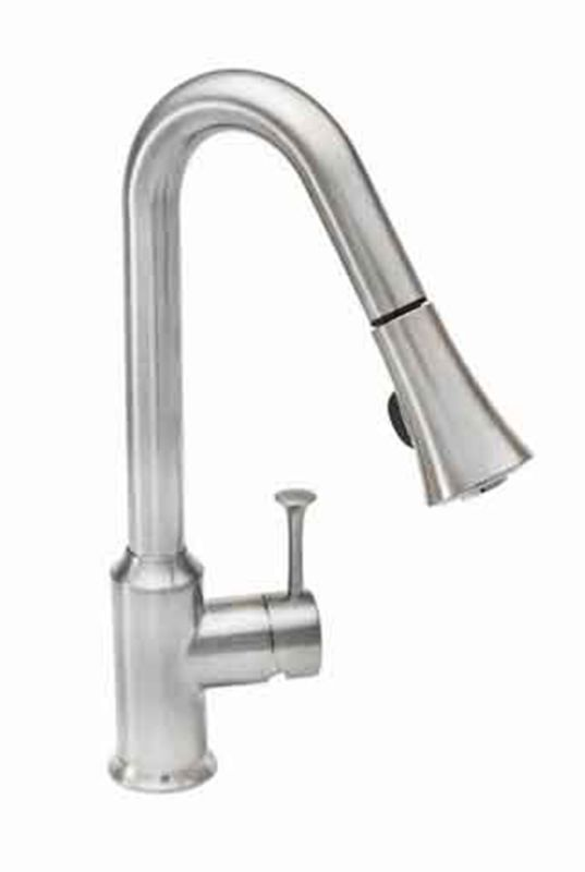 faucet com 4332 300 002 in chrome by american standard american made kitchen faucets faucets reviews