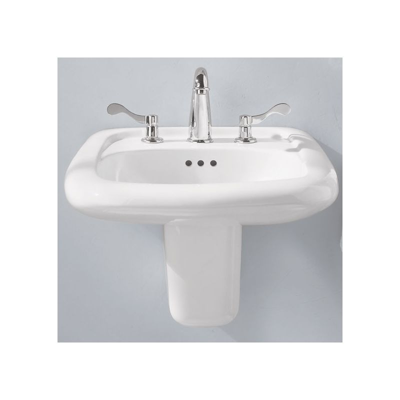 Faucet Com 0954 904ec 020 In White By American Standard