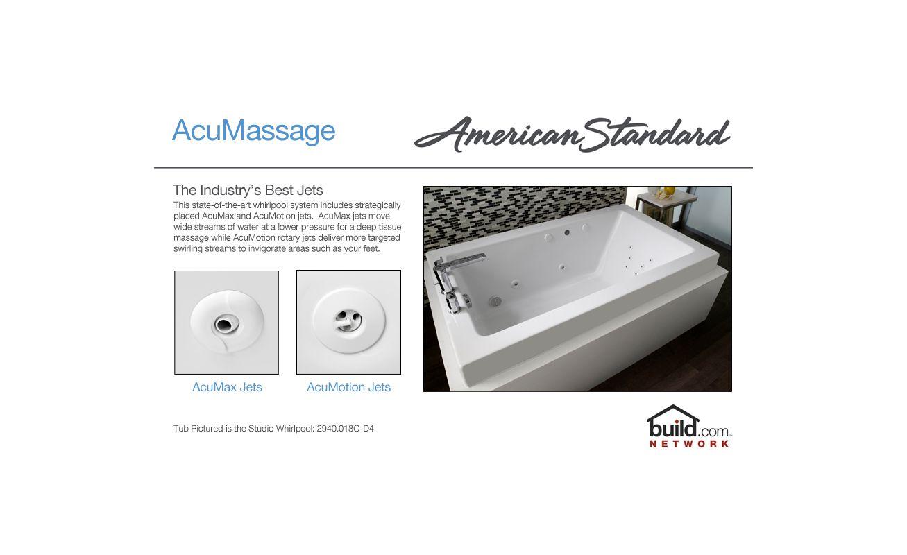 Whirlpool Parts American Standard Whirlpool Tub