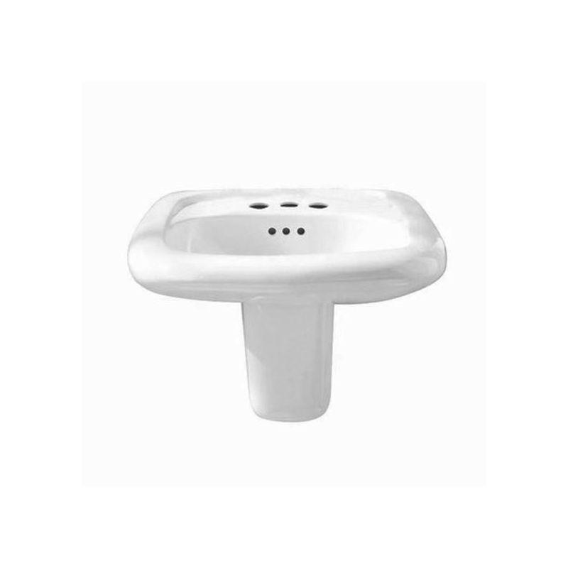 2691004 020 In White By American Standard: 0059.020EC.020 In White By American Standard