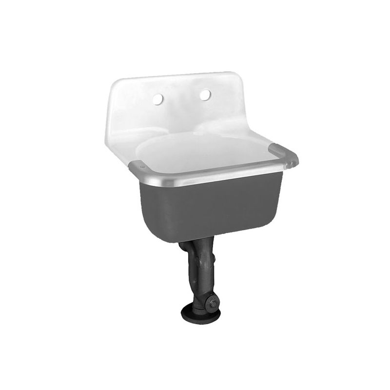 Faucet Com 7692 008 020 In White By American Standard