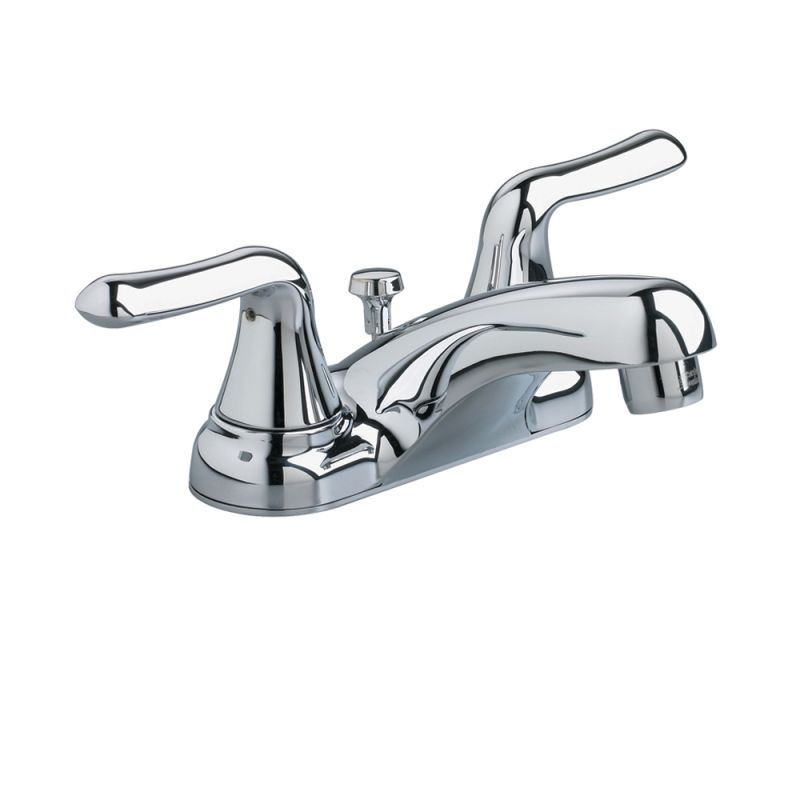 faucet com 8125f in polished chrome by american standard