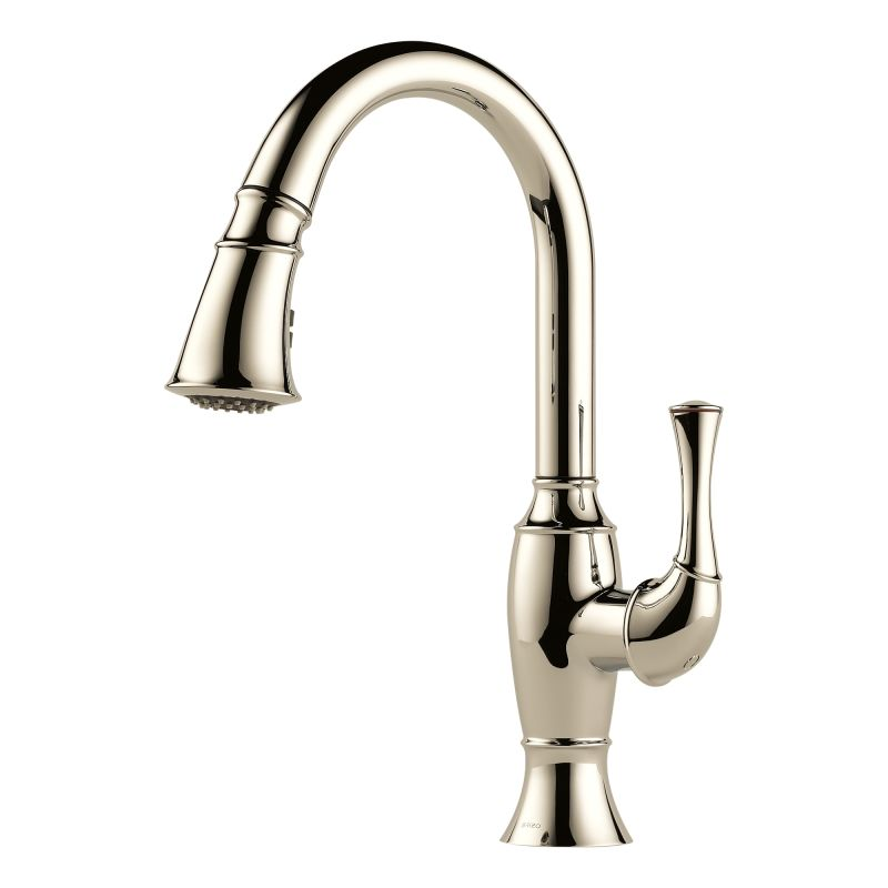 Brizo Polished Nickel Kitchen Faucet
