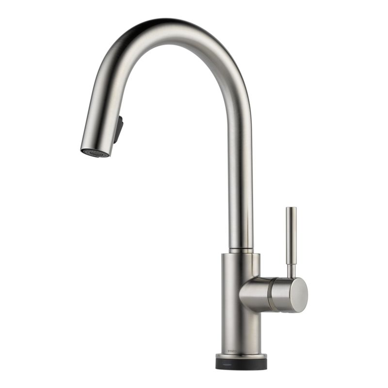 Faucet.com 64020LF-BL in Matte Black by Brizo