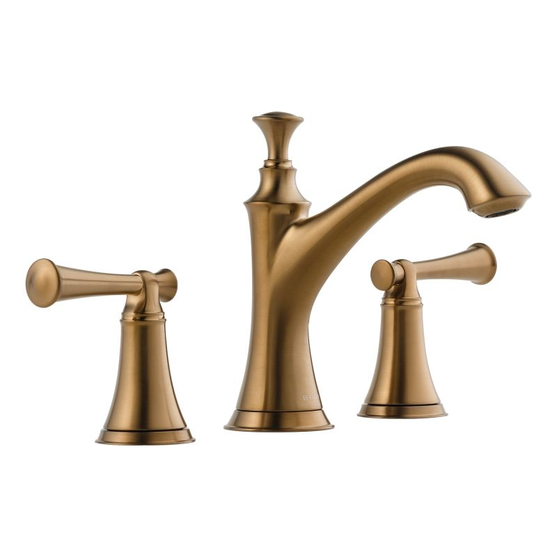 65305lf bzlhp in brilliance brushed bronze by for Baliza faucet