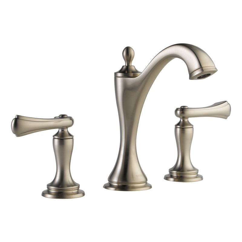 65385lf bnlhp in brilliance brushed nickel by for Bathroom faucets for less