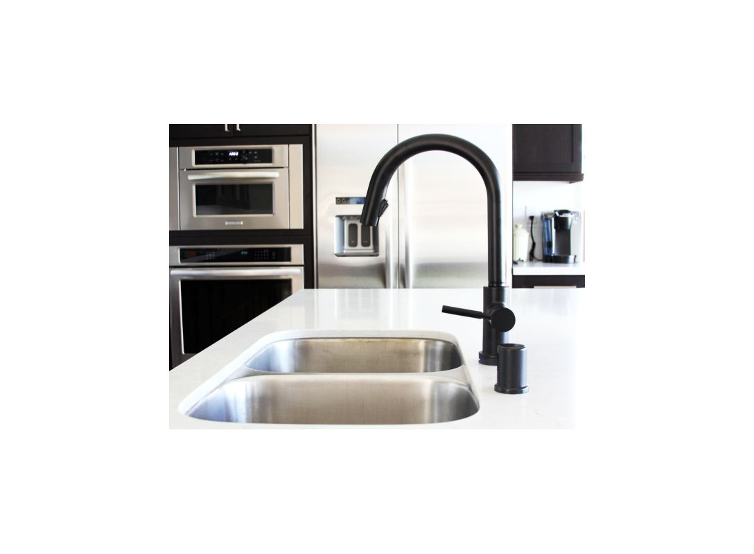 replace 2handle shower faucet