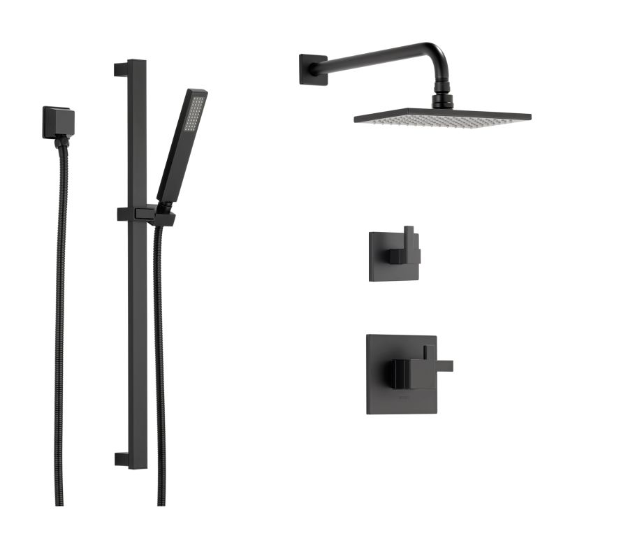 Faucet Com Bs845 Bl In Matte Black By Brizo