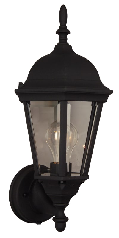 light outdoor wall sconce from the dusk to dawn photocell collection. Black Bedroom Furniture Sets. Home Design Ideas