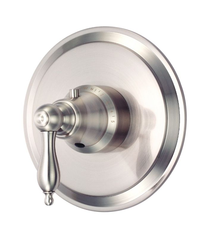 danze d562040bnt brushed nickel closeout thermostatic valve trim
