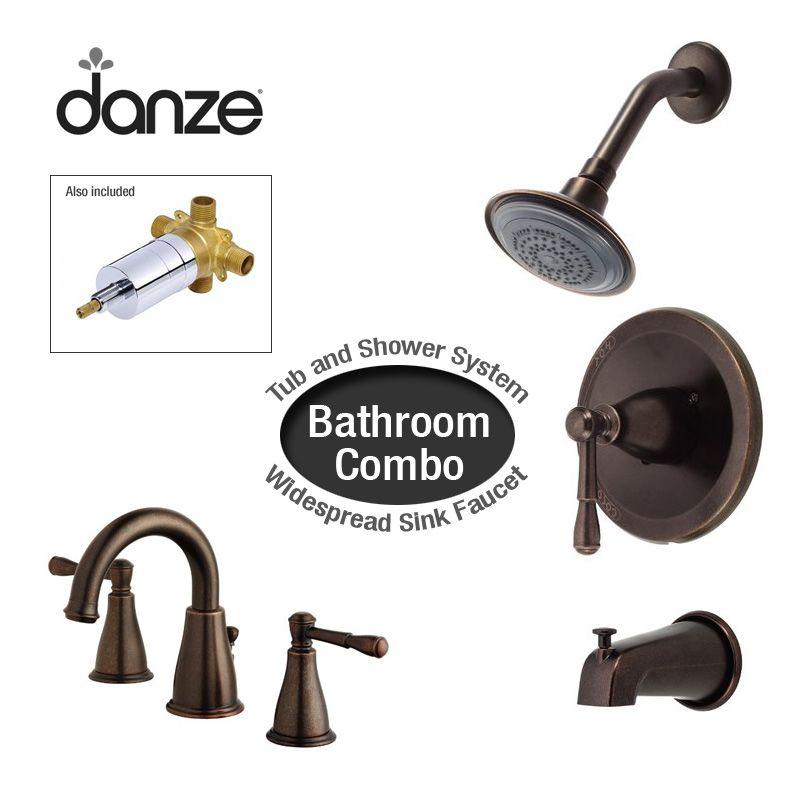 D990162 In Tumbled Bronze By Danze