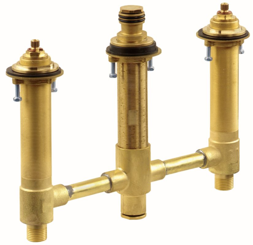 danze d210100bt rough in valve for roman tub filler faucet