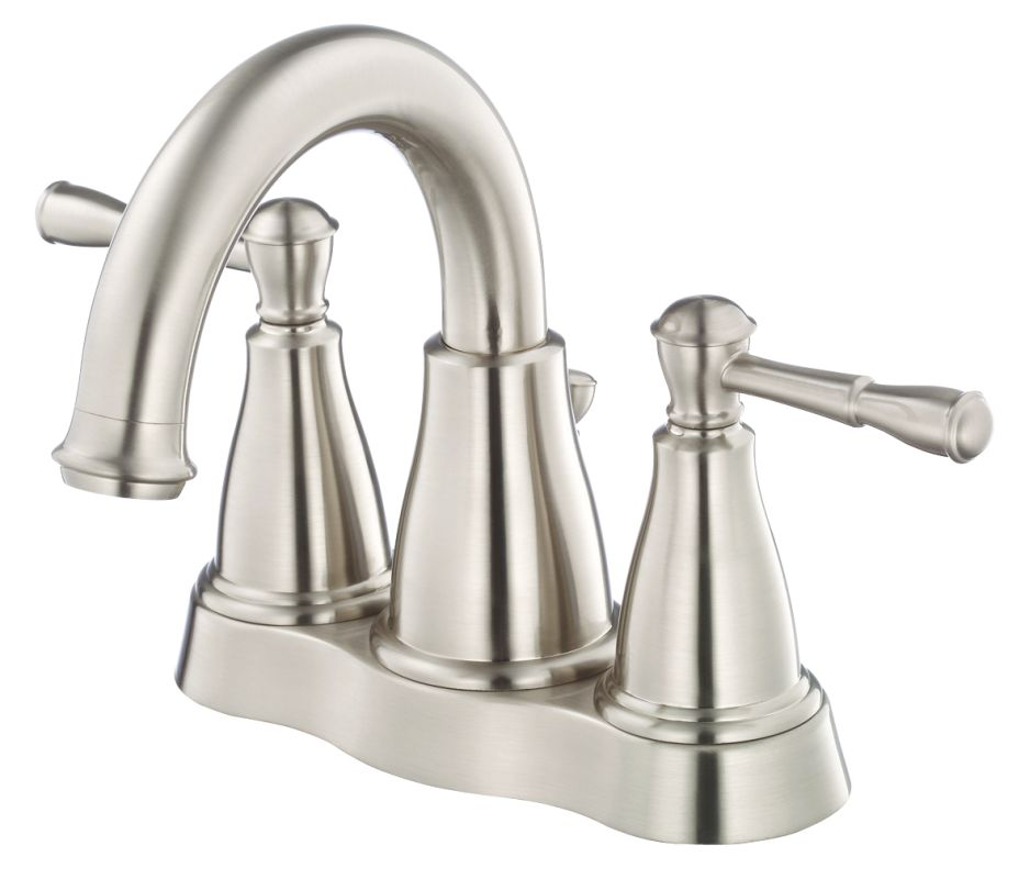 danze dh301015bn brushed nickel h c waterware pinot centerset bathroom
