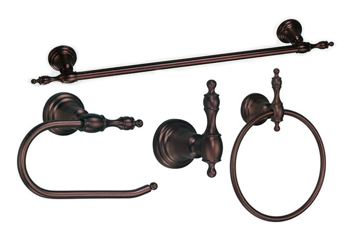 Faucet Com Sheridan Better Accessory Pack 2 Rb In Oil