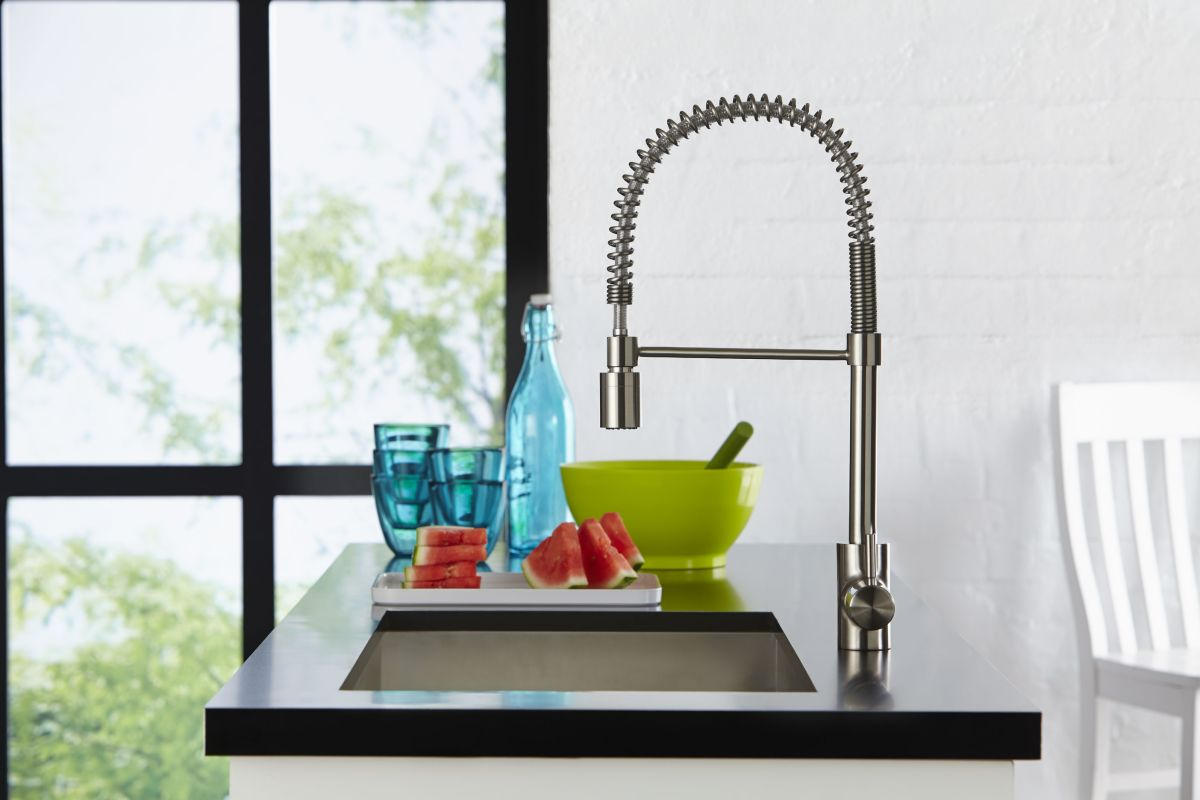 Faucet Com Dh450188ss In Stainless Steel By Danze