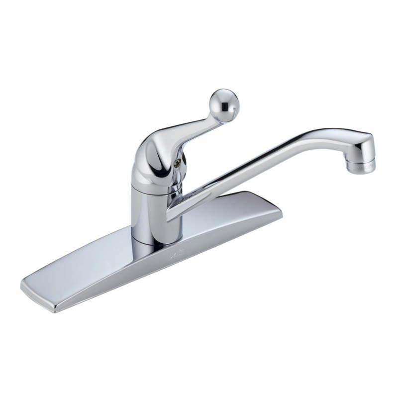 faucet com 100 wf in chrome by delta