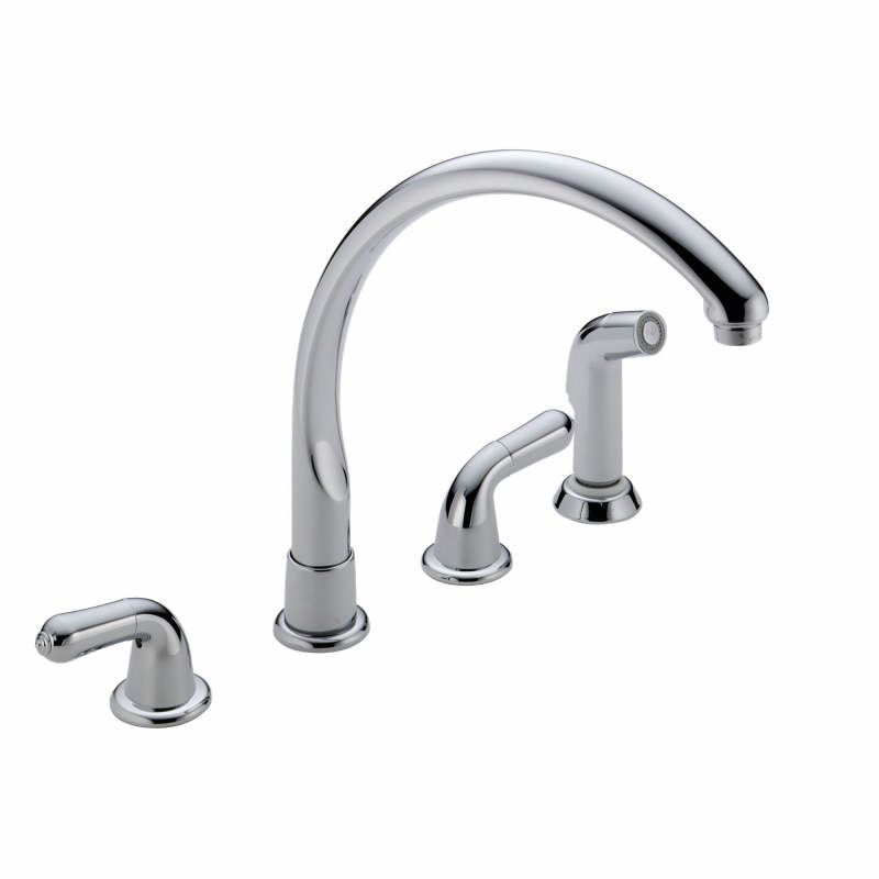 faucet com 2276 lhp in chrome by delta
