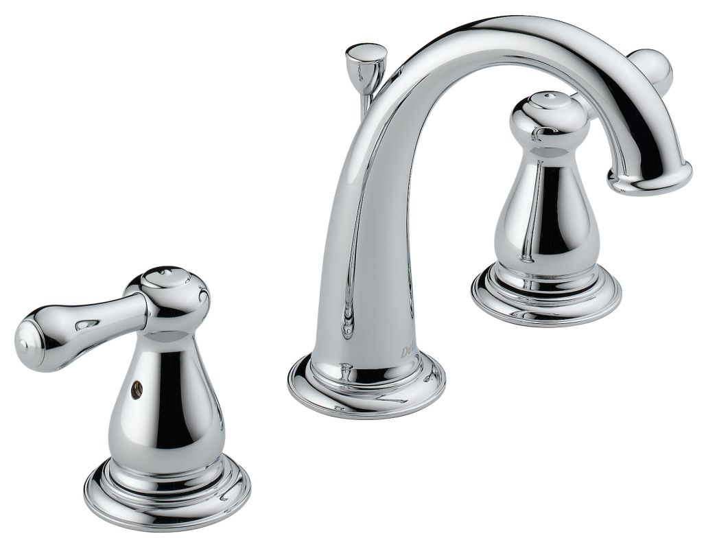 Bathroom Faucets: 3575 In Chrome By Delta