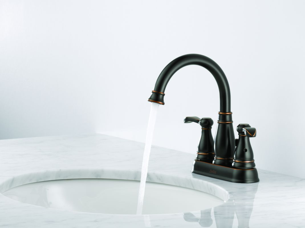 Faucet Com 25984lf Bn In Brushed Nickel By Delta