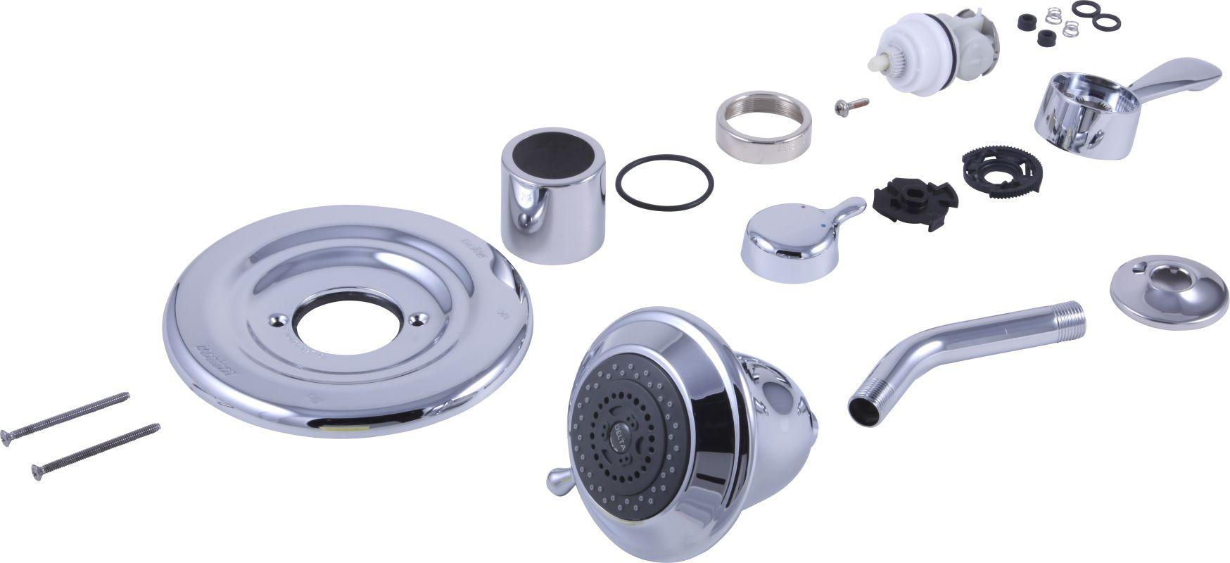 shower faucet conversion kit