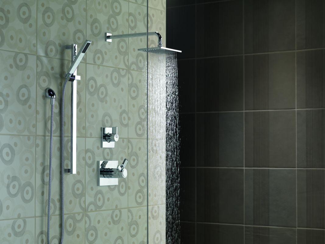 Faucet Com Vero Tempassure Shower Package Ch In Chrome