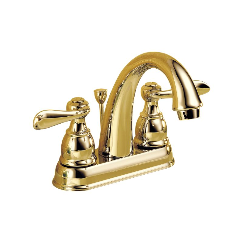 Faucet Com 25996lf Pb In Brilliance Polished Brass By Delta