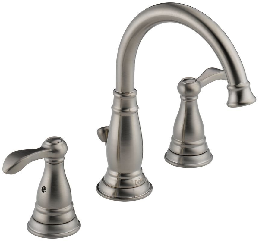 Faucet Com 35984lf Bn In Brushed Nickel By Delta