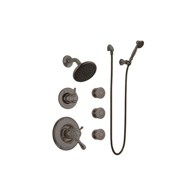Faucet Com Leland Monitor 17 Series Shower System Rb In