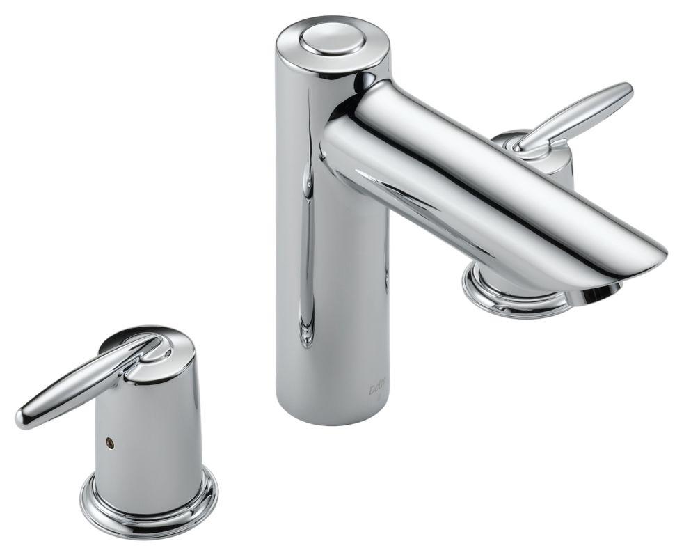 delta t2785 chrome grail roman tub faucet trim