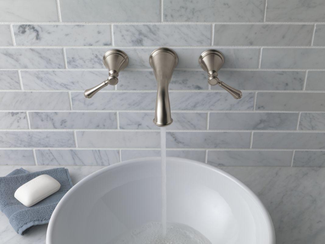 Faucet Com T3597lf Rbwl In Venetian Bronze By Delta