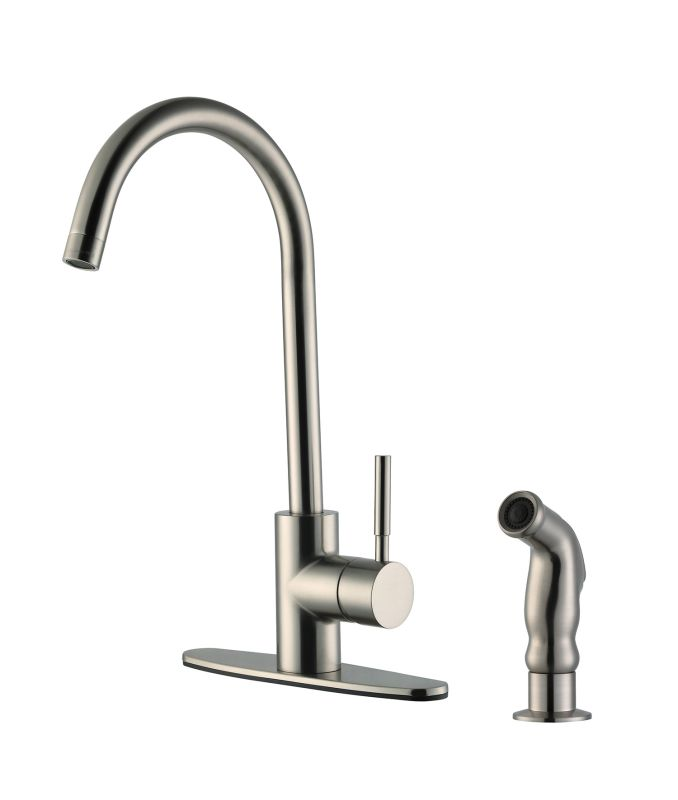 faucet com 545715 in satin nickel by design house
