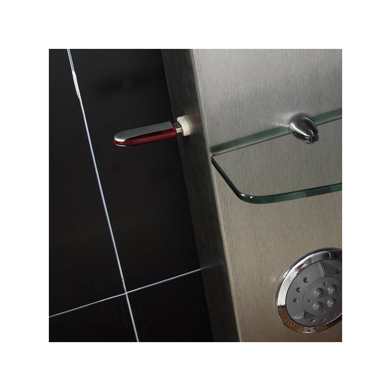 Dreamline Replacement Parts : Faucet shjc l in chrome left wall