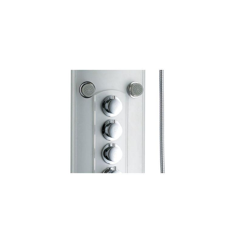 Dreamline Replacement Parts : Faucet shcm in aluminum by dreamline