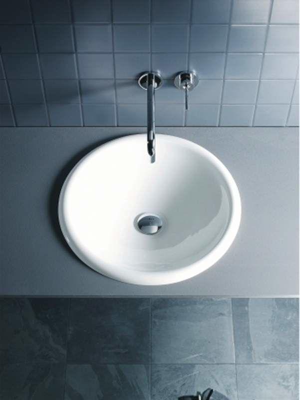 0468470000 in white by duravit for Duravit architec sink