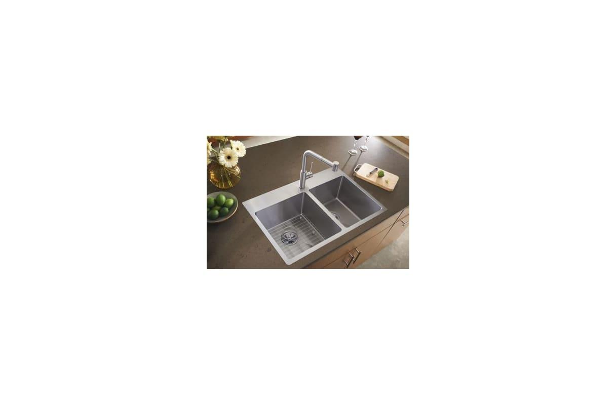 elkay sink rack stainless steel 2
