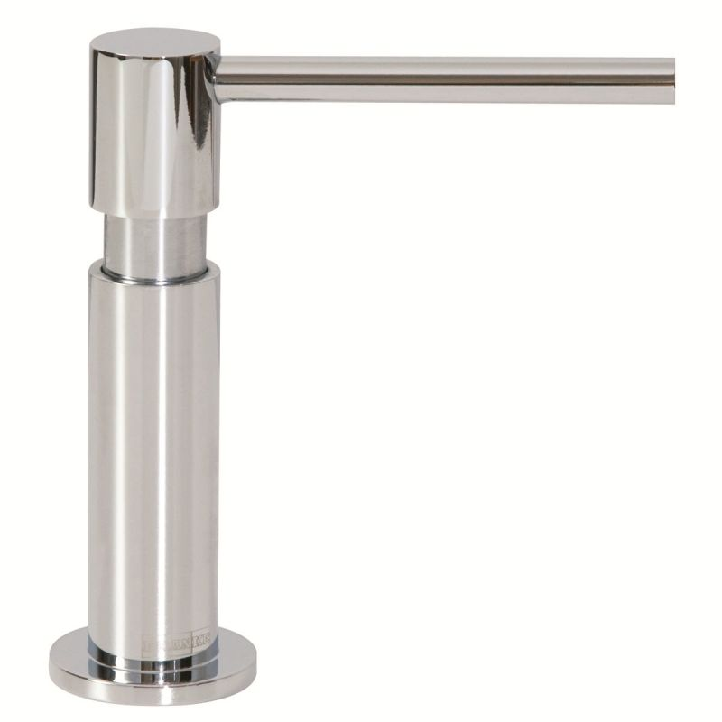 Franke Faucets : Franke SD-500 Chrome Slimline Deck Mounted Soap Dispenser