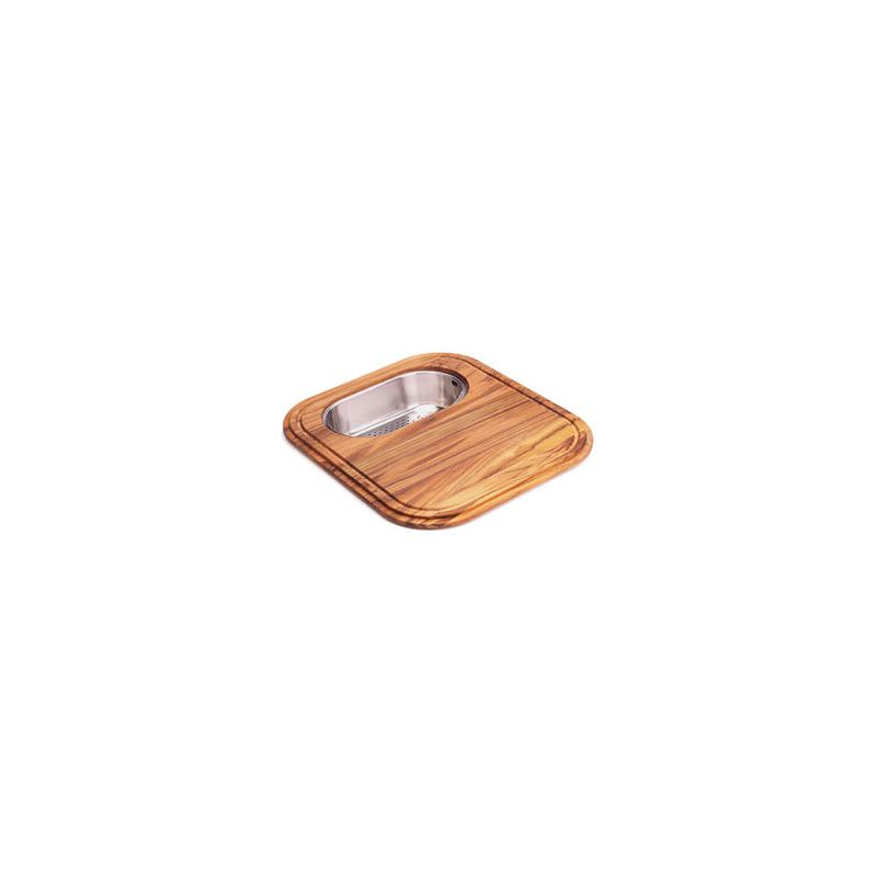 Franke Sink With Cutting Board : Franke GN18-45SP Wood Solid Wood Sink Cutting Board