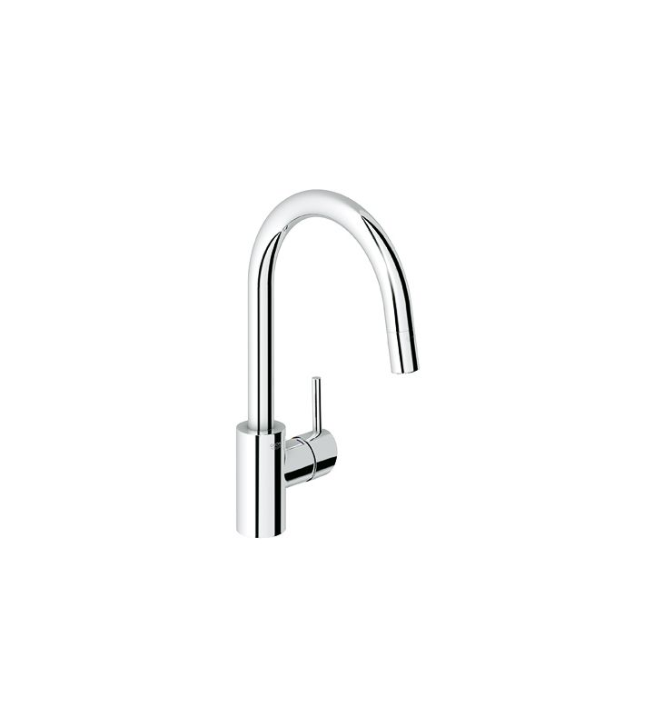 grohe concetto kitchen faucet manual