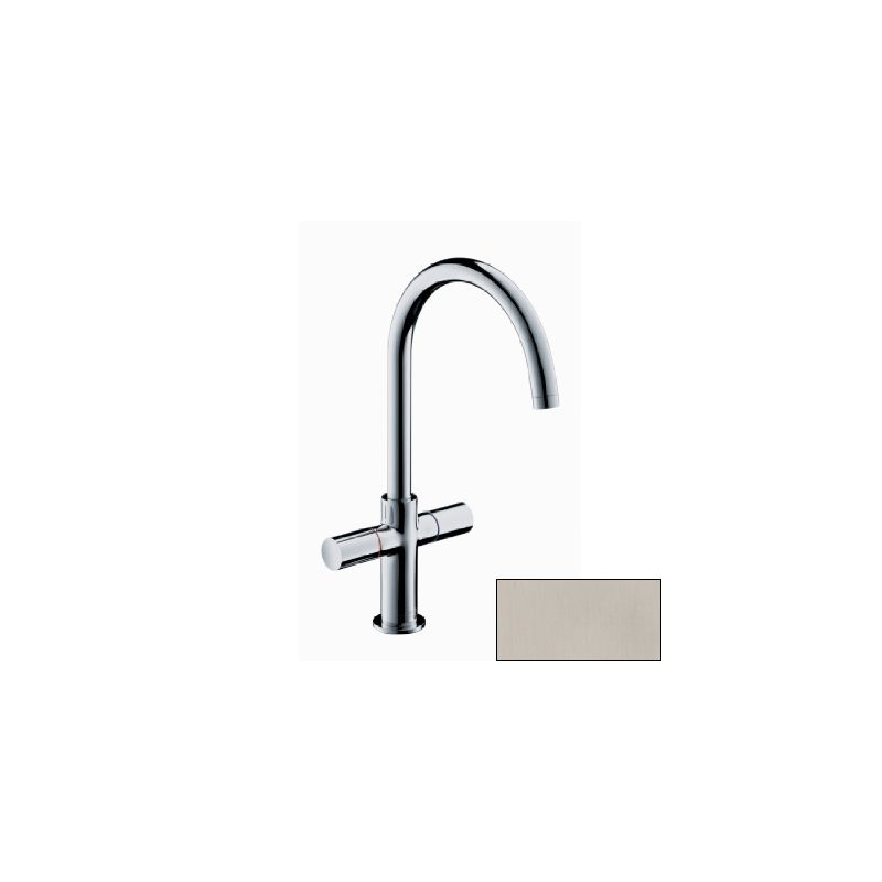 38040821 in brushed nickel by hansgrohe - Hansgrohe pop up drain ...