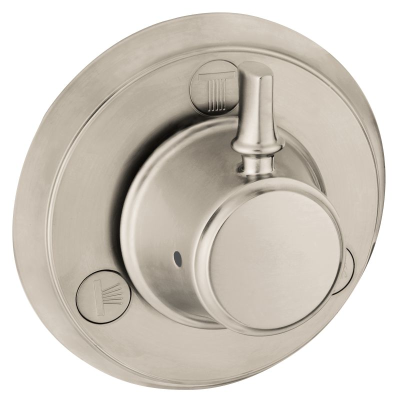 04222820 In Brushed Nickel By Hansgrohe