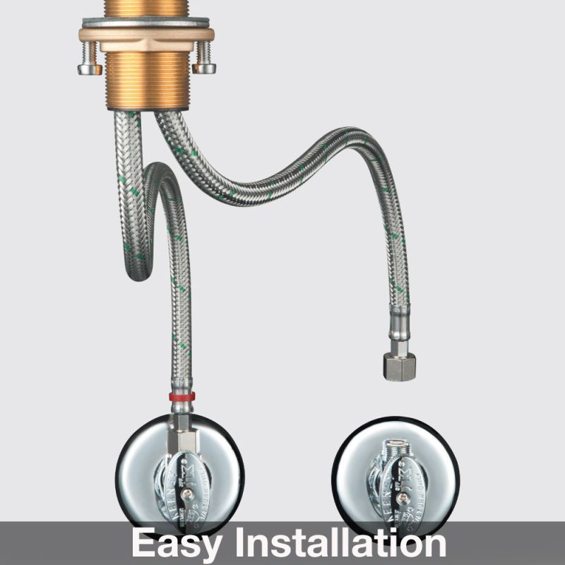 Hansgrohe Kitchen Faucet Installation Manual : Faucet in chrome by hansgrohe
