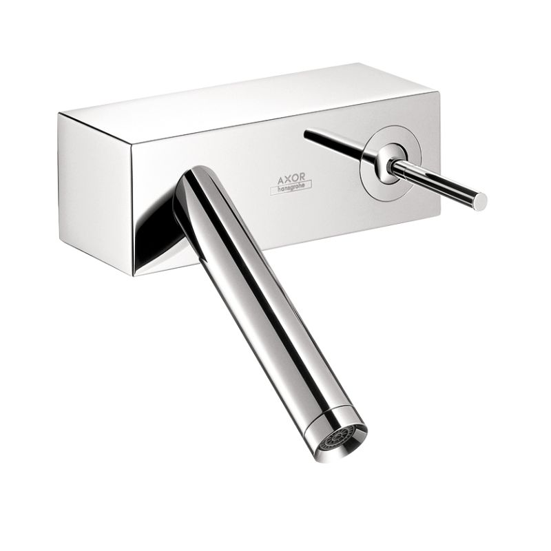 10074001 In Chrome By Hansgrohe