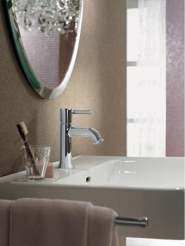 14111001 in chrome by hansgrohe - Hansgrohe pop up drain ...