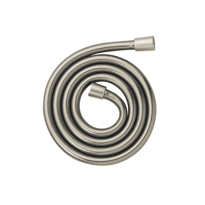 Grohe Kitchen Faucet Flexible Hose Replacement : Faucet in brushed nickel by hansgrohe