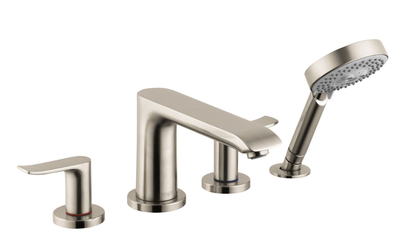 31444821 In Brushed Nickel By Hansgrohe