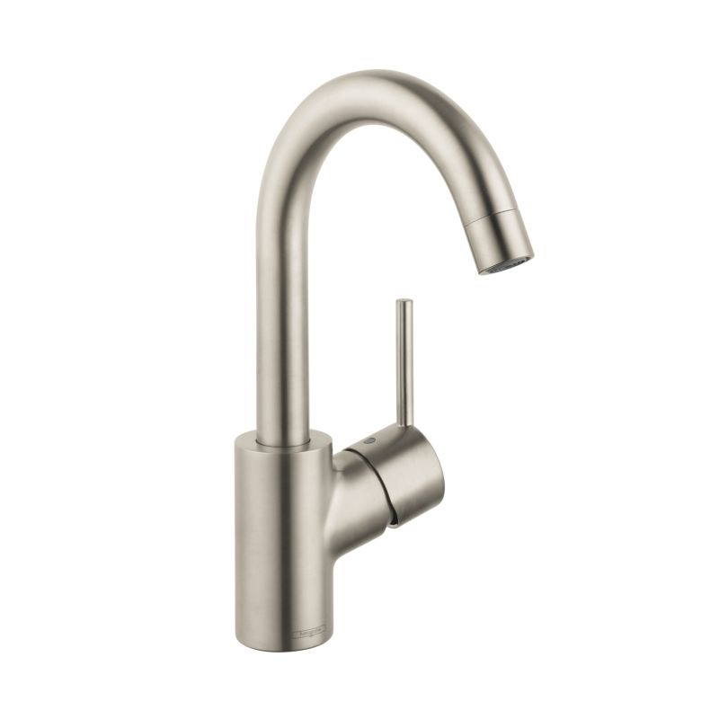 Hansgrohe 32070 Talis S Bathroom Faucet Single Hole Faucet With Lever Handle And