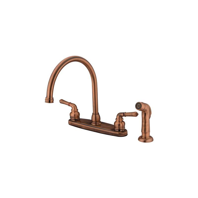 Kb796sp In Antique Copper By Kingston Brass